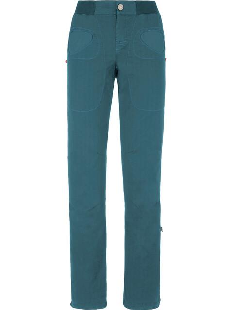E9 W's Onda Slim Art Pants dust